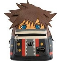 Kingdom Hearts 3 Sora Mini Backpack Loungefly Available At GameStop Now!
