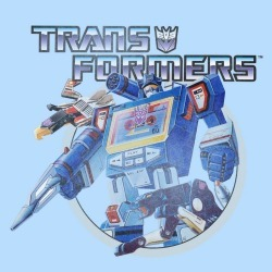 Hybrid Promotions, LLC Transformers Soundwave T-Shirt Available At GameStop Now!