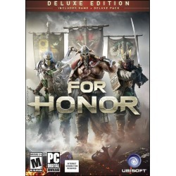 UbiSoft Digital For Honor Deluxe Edition PC Download Now At GameStop.com!