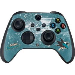 NHL San Jose Sharks Controller Skin for Xbox Series X Xbox Series X Accessories Microsoft GameStop found on Bargain Bro Philippines from Game Stop US for $14.99