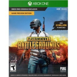 Microsoft PLAYERUNKNOWN'S BATTLEGROUNDS - Game Preview Edition (Xbox One Digital Code) Available At GameStop Now!