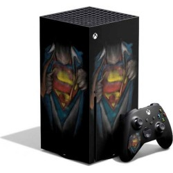 Superman Chalk Skin Bundle for Xbox Series X Xbox Series X Accessories Microsoft GameStop found on GamingScroll.com from Game Stop US for $31.99