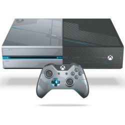 Xbox One Halo 5 Limited Edition 1TB found on Bargain Bro India from Game Stop US for $219.99