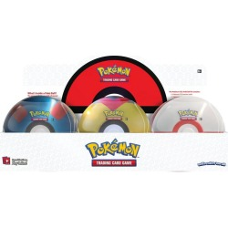 Pokemon Trading Card Game: Poke Ball Tin (Assortment) found on GamingScroll.com from Game Stop US for $12.99
