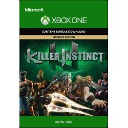 Microsoft Digital Killer Instinct: Supreme Edition Xbox One Download Now At GameStop.com!