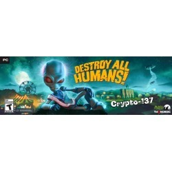 Destroy All Humans! Crypto-137 Edition found on GamingScroll.com from Game Stop US for $399.99