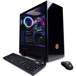 CyberPowerPC Gamer Supreme Liquid Cool SLC10500CPG Gaming Desktop PC Available At GameStop Now!