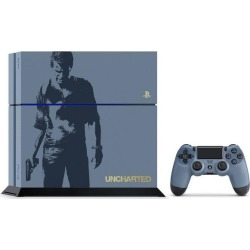 PlayStation 4 Limited Edition Uncharted 4 500GB System (GameStop Premium Refurbished) PS4 Available At GameStop Now!