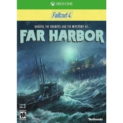 Digital Fallout 4: Far Harbor Xbox One Download Now At GameStop.com!