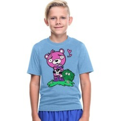 Mad Engine Fortnite Cuddle Leader Youth T-Shirt Available At GameStop Now!