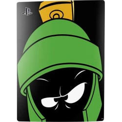 Looney Tunes Marvin the Martian Console Skin for PlayStation 5 Digital Edition PS5 Accessories Sony GameStop found on GamingScroll.com from Game Stop US for $19.99