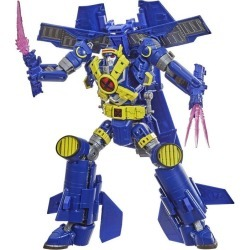 Transformers Collaborative Marvel Comics X-Men Ultimate X-Spanse (Retro Packaging) Action Figure found on GamingScroll.com from Game Stop US for $64.99