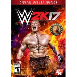 Digital WWE 2K17 Deluxe Edition PC Download Now At GameStop.com!