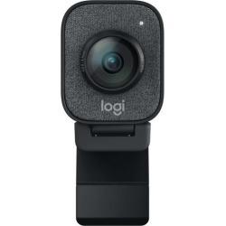 StreamCam Plus Graphite Camera PC Logitech Pre-Order At GameStop Now!