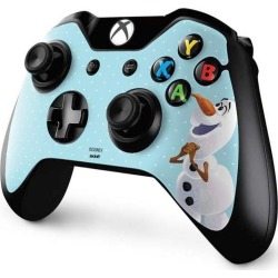 Frozen Olaf Polka Dots Controller Skin for Xbox One Xbox One Accessories Microsoft GameStop found on GamingScroll.com from Game Stop US for $11.99