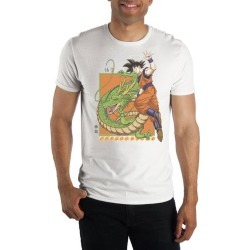 Bio World Merchandising Shirt XL - DBZ Goku Available At GameStop Now!