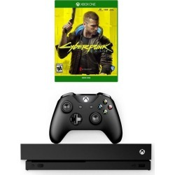 Xbox One X and Cyberpunk 2077 System Bundle (GameStop Premium Refurbished) found on Bargain Bro India from Game Stop US for $439.99