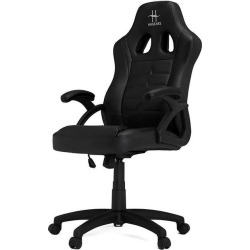 HHGears SM115 Game Chair Black Available At GameStop Now!