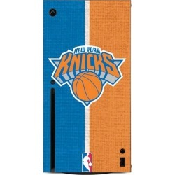 NBA New York Knicks Console Skin for Xbox Series X Xbox Series X Accessories Microsoft GameStop found on Bargain Bro Philippines from Game Stop US for $24.99