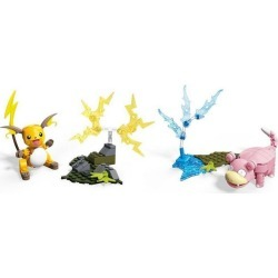 Mattel Pokemon Power Pack Mega Construx (Assortment) Available At GameStop Now!