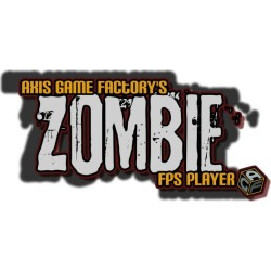 Axis Game Factory Zombie FPS Player
