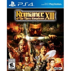 Koei Tecmo Romance of the Three Kingdoms XIII PS4 Available At GameStop Now! found on Bargain Bro India from Game Stop US for $19.99