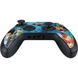 Dragon Ball Super Goku and Vegeta Controller Skin for Xbox Series X Xbox Series X Accessories Microsoft GameStop found on GamingScroll.com from Game Stop US for $11.99