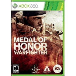 Medal of Honor: Warfighter Pre-owned Xbox 360 Games Electronic Arts GameStop