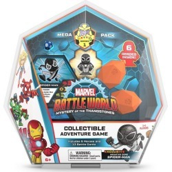 Marvel BattleWorld: Mystery of the Thanostones Series 1 Mega Pack found on Bargain Bro India from Game Stop US for $24.99