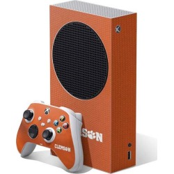 Clemson University Skin Bundle for Xbox Series S Xbox Series X Accessories Microsoft GameStop found on Bargain Bro Philippines from Game Stop US for $39.99