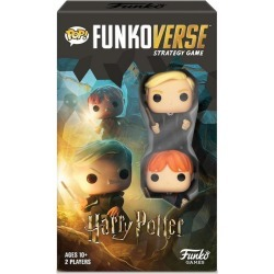 Funko, Funkoverse Strategy Game Harry Potter 101 Funko, LLC Available At GameStop Now!