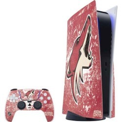 NHL Arizona Coyotes Skin Bundle for PlayStation 5 PS5 Accessories Sony GameStop found on Bargain Bro Philippines from Game Stop US for $39.99