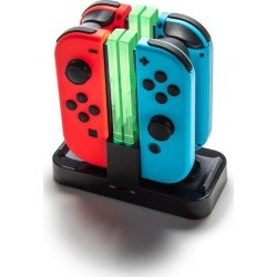Atrix Joy-Con Charger for Nintendo Switch Nintendo Switch Accessories Nintendo GameStop found on Bargain Bro Philippines from Game Stop US for $19.99
