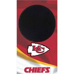 NFL Kansas City Chiefs Console Skin for Xbox Series S Xbox Series X Accessories Microsoft GameStop found on Bargain Bro Philippines from Game Stop US for $24.99