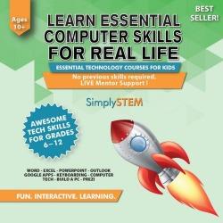 Digital Essential Computer Skills eCard Download Now At GameStop.com!