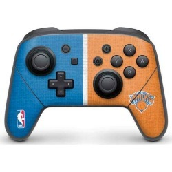 NBA New York Knicks Controller Skin for Nintendo Switch Pro Nintendo Switch Accessories Nintendo GameStop found on Bargain Bro Philippines from Game Stop US for $14.99