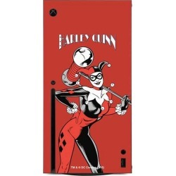 Harley Quinn Portrait Console Skin for Xbox Series X Xbox Series X Accessories Microsoft GameStop found on Bargain Bro Philippines from Game Stop US for $24.99