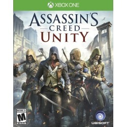 Assassin's Creed Unity found on Bargain Bro India from Game Stop US for $60.00