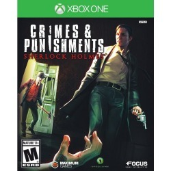 Crimes and Punishments: Sherlock Holmes found on Bargain Bro Philippines from Game Stop US for $9.99