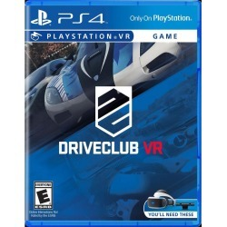 DriveClub VR found on GamingScroll.com from Game Stop US for $14.99