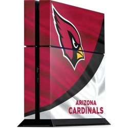 NFL Arizona Cardinals Console Skin for PlayStation 4 PS4 Accessories Sony GameStop found on Bargain Bro Philippines from Game Stop US for $24.99