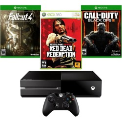 Xbox One Redemption Blast from the Past System Bundle (GameStop Premium Refurbished) Available At GameStop Now! found on Bargain Bro Philippines from Game Stop US for $199.99