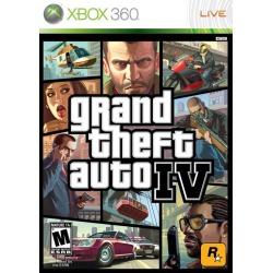 Rockstar Games Digital Grand Theft Auto IV Xbox 360 Download Now At GameStop.com!