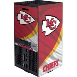 NFL Kansas City Chiefs Skin Bundle for Xbox Series X Xbox Series X Accessories Microsoft GameStop found on Bargain Bro Philippines from Game Stop US for $39.99