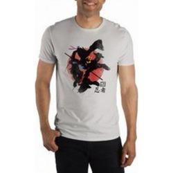 Bio World Merchandising Teenage Mutant Ninja Turtles Shadows T-Shirt Available At GameStop Now!