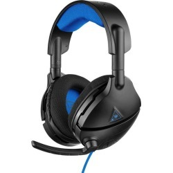 PlayStation 4 Stealth 300 Amplified Wired Gaming Headset PS4 Turtle Beach Available At GameStop Now!