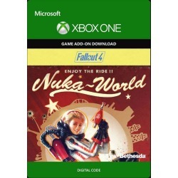 Bethesda Softworks Digital Fallout 4 - Nuka-World Xbox One Download Now At GameStop.com!
