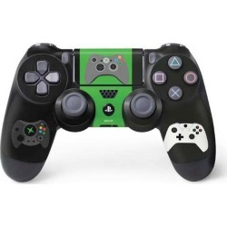 Xbox Controller Evolution Controller Skin for PlayStation 4 PS4 Accessories Sony GameStop found on Bargain Bro Philippines from Game Stop US for $14.99