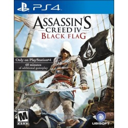 UbiSoft Assassin's Creed IV Black Flag PS4 Available At GameStop Now! found on Bargain Bro India from Game Stop US for $19.99