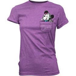 Funko POP! Tee: Gamer Minnie Pocket T-Shirt Available At GameStop Now!